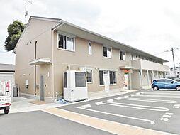 神奈川県綾瀬市吉岡東5丁目の賃貸アパートの外観