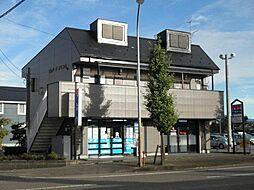 新潟県燕市小高の賃貸アパートの外観