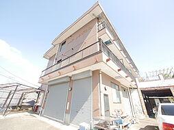 神奈川県厚木市飯山の賃貸マンションの外観