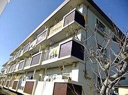 第2長谷川マンション[3階]の外観