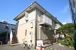 フジ京橋ハイツ[2階]の外観