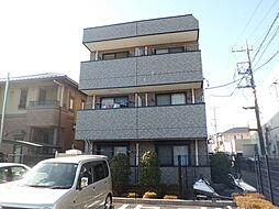 埼玉県川口市上青木2の賃貸マンションの外観