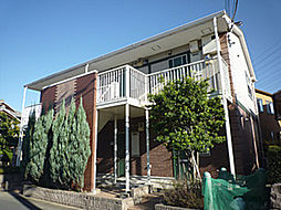 埼玉県八潮市大字二丁目の賃貸アパートの外観