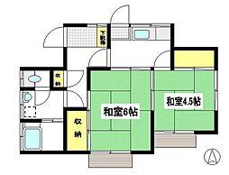 [一戸建] 東京都狛江市和泉本町3丁目 の賃貸【東京都 / 狛江市】の間取り