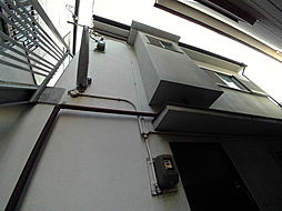 笠木ハイツ[2階]の外観