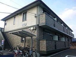 神奈川県横浜市青葉区藤が丘2丁目の賃貸アパートの外観