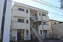 新桜アパート[302号室]の外観