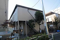 神奈川県川崎市多摩区枡形4丁目の賃貸アパートの外観