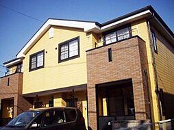 愛知県岡崎市小針町2丁目の賃貸アパートの外観