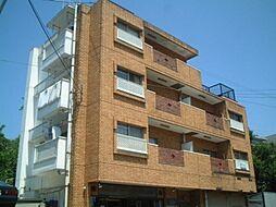 神奈川県横浜市中区山手町の賃貸マンションの外観
