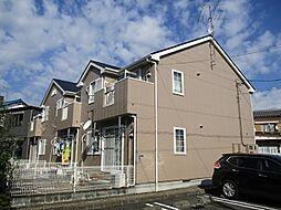 静岡県静岡市駿河区丸子6丁目の賃貸アパートの外観