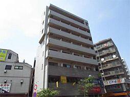 タウンフレッチェ高幡[7階]の外観