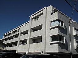 千葉県柏市あけぼの3の賃貸マンションの外観