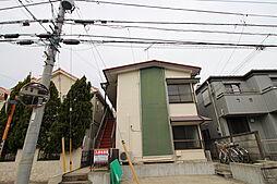 青葉荘[101号室]の外観