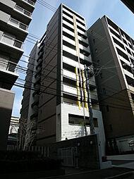 大阪府大阪市北区末広町の賃貸マンションの外観