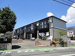 福岡県福岡市早良区次郎丸2丁目の賃貸アパートの外観