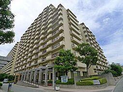 藤和東加古川ハイタウンB棟[1104号室]の外観