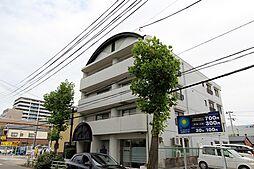 ユウワコート松風[1階]の外観