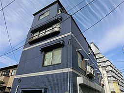 東京都練馬区貫井1丁目の賃貸マンションの外観