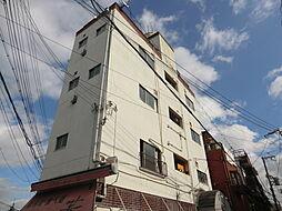 大阪府大阪市生野区生野西3丁目の賃貸マンションの外観