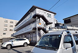 神奈川県相模原市中央区星が丘4丁目の賃貸マンションの外観