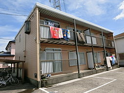 千葉県市原市君塚4丁目の賃貸アパートの外観