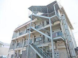 角谷マンション[3階]の外観