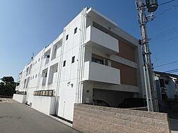 大阪府豊中市大黒町3丁目の賃貸マンションの外観