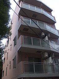 東京都中野区野方2丁目の賃貸マンションの外観