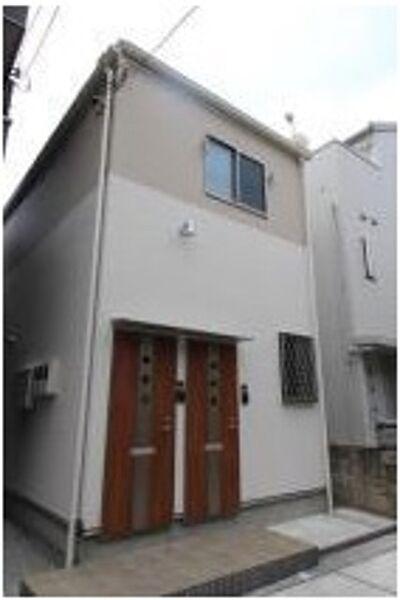 東京都北区岸町1丁目の賃貸アパート