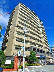 大阪府大阪市淀川区田川2丁目の賃貸マンションの外観