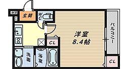 フジパレス鳳中ノース[2階]の間取り