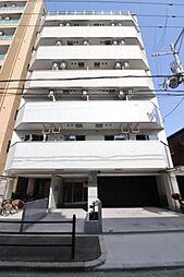 大阪府大阪市北区大淀中4丁目の賃貸マンションの外観