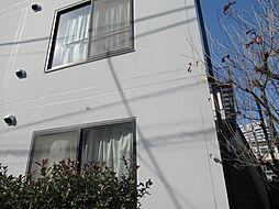 東京都品川区旗の台3丁目の賃貸マンションの外観