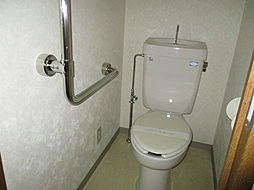 柏台グリーンヒルズトイレ