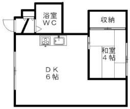 澄川駅 3.2万円