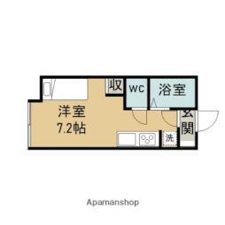 鷲別駅 2.5万円