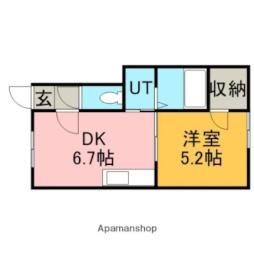 銭函駅 2.9万円