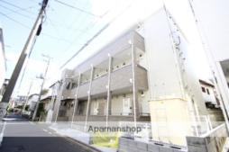 東武東上線 上福岡駅 徒歩4分の賃貸アパート
