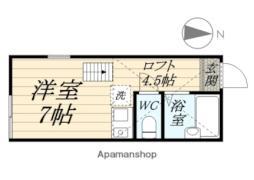 弁天橋駅 5.8万円