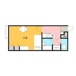 甲府駅 3.7万円