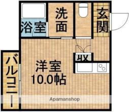 いこいの広場駅 3.7万円