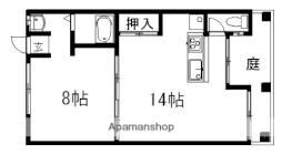 妙興寺駅 4.5万円