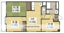 西大寺町駅 6.5万円