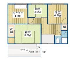 萱町六丁目駅 4.9万円