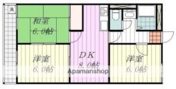 高砂町駅 4.0万円