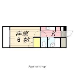 大保駅 3.4万円