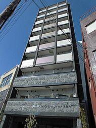 アドバンス大阪ソルテ[601号室]の外観