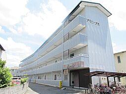 滋賀県草津市東矢倉1丁目の賃貸マンションの外観