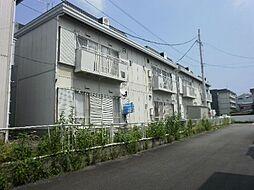 静岡県沼津市上香貫三貫地の賃貸アパートの外観